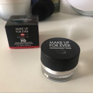 3/$15 Make Up For Ever Ultra HD Loose Powder Mini